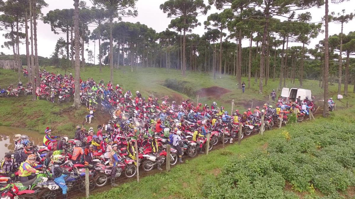 9ª Trilha da Ovelha irá sortear cinco motos 0km, em Campo Alegre (SC)