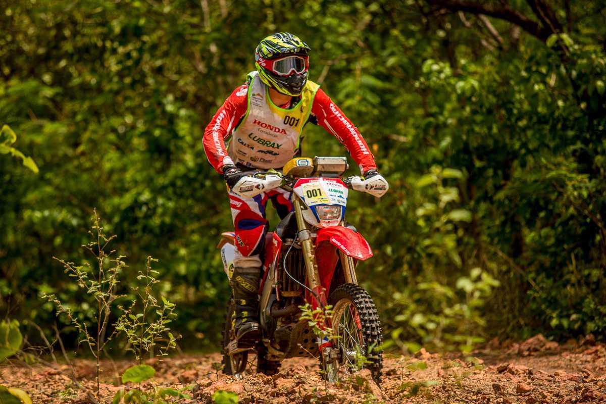 Com um dos roteiros mais difíceis, Rally Cerapió define campeões nas Motos de 2018