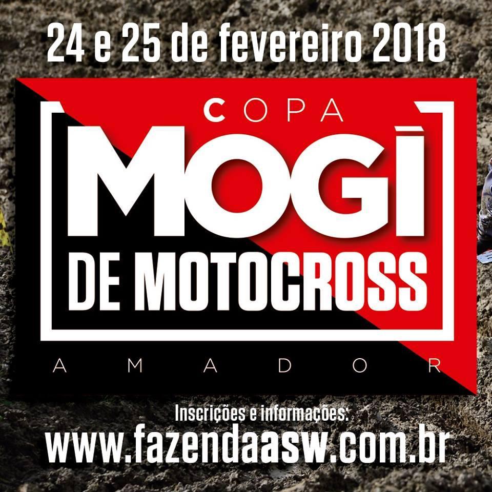 Copa Mogi de Motocross Amador 2018