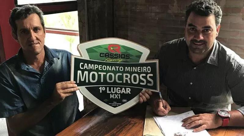 Abertura do Campeonato Mineiro de Motocross – Piranga/MG – 28 e 29 de Abril