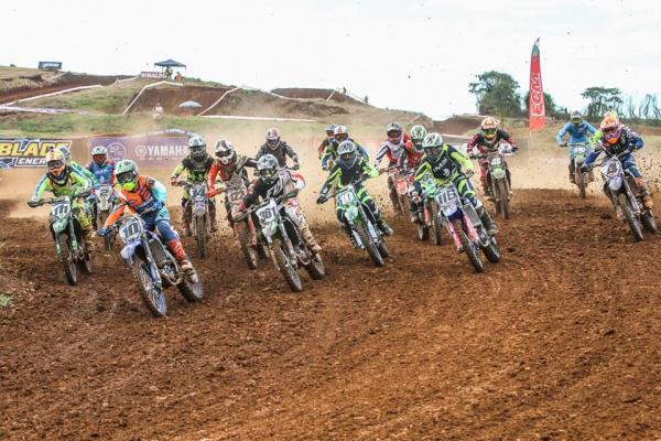 Campos Novos recebeu a abertura do Catarinense de Motocross