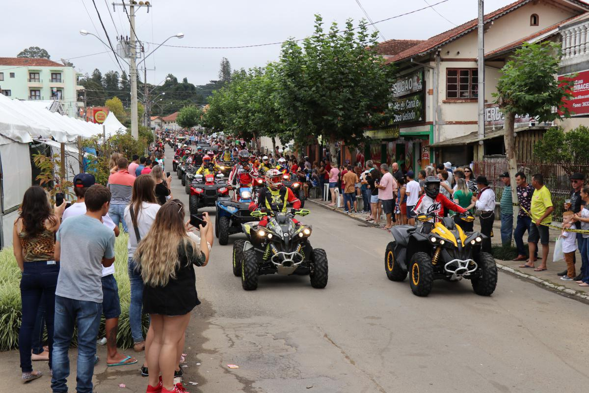 Trilha da Ovelha promete reunir mais de três mil trilheiros em Campo Alegre (SC)
