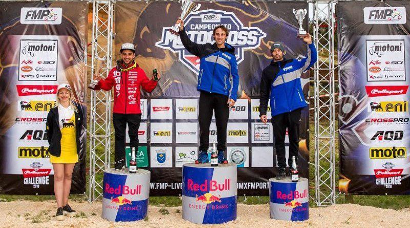 Paulo Alberto é vice - Campeão no Campeonato português de motocross