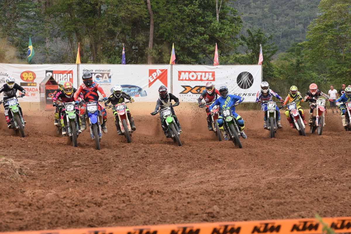 MXF Campeonato Mineiro de Motocross terá premiação para holeshot