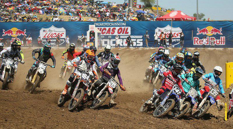 AMA Motocross 2018 terá sete etapas com motos 125cc 2 tempos