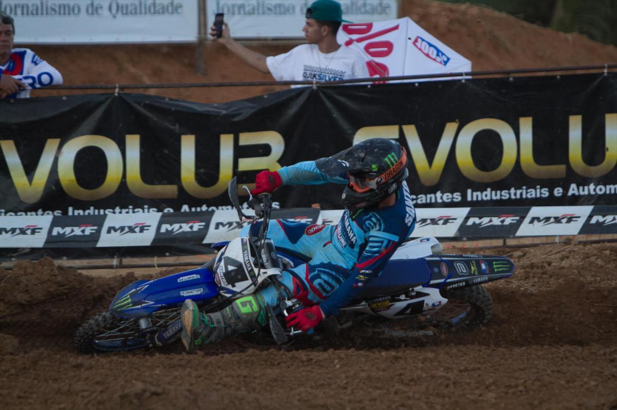 Fábio Santos domina a 1º etapa do MXF Campeonato Mineiro de Motocross