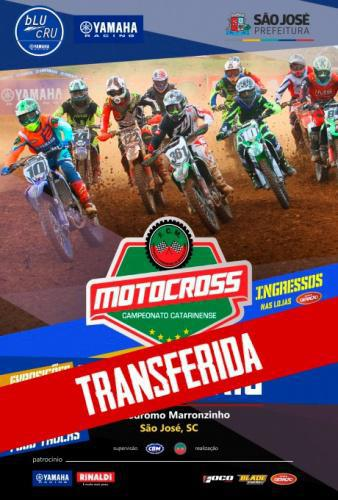 Quarta etapa do Catarinense de Motocross tem data transferida