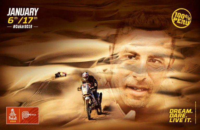 Rally Dakar 2019 será disputado apenas no Peru