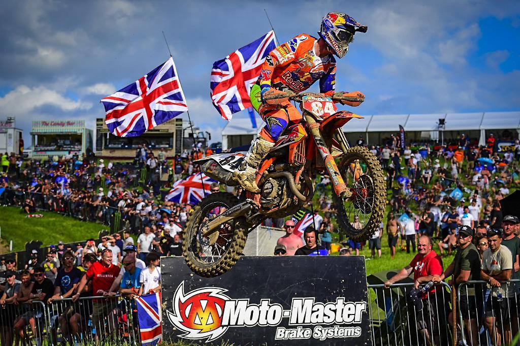 MXGP: Herlings e Jonass ganham na Grã-Bretanha