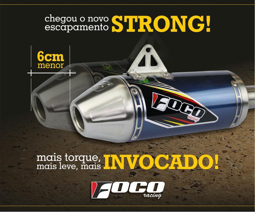 Foco Racing presente na 4ª etapa do Brasileiro de motocross