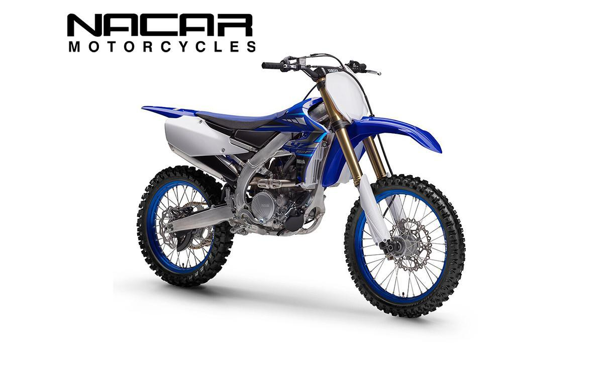 Yamaha YZ 250F
