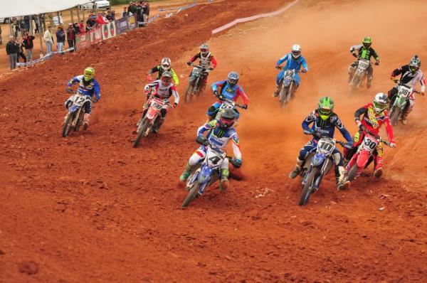 Terceira etapa do Catarinense de Motocross têm resultados divulgados