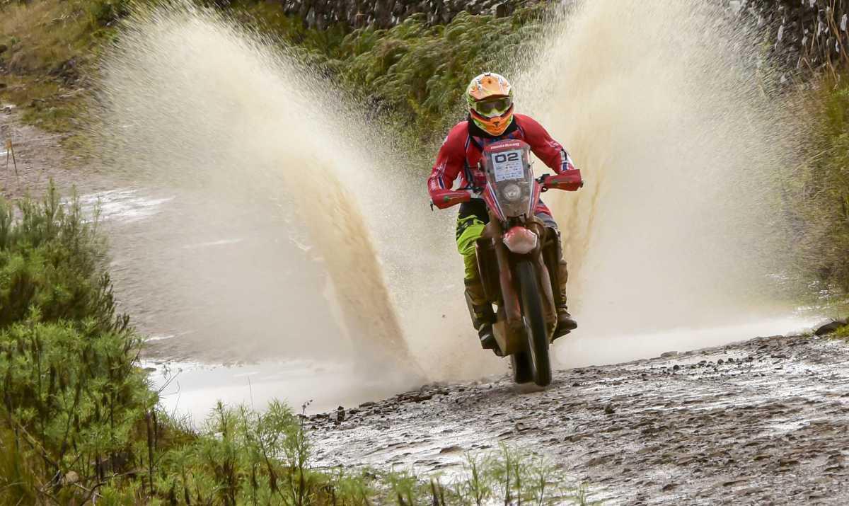 Serra Catarinense recebeu no fim de semana brasileiro Rally Cross Country