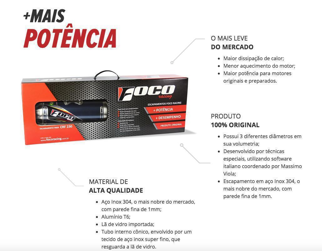 Foco Racing presente na 5ª etapa do Brasileiro de motocross