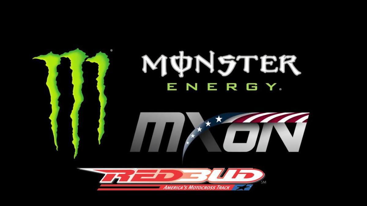 Equipes de motocross das Nações para RedBud