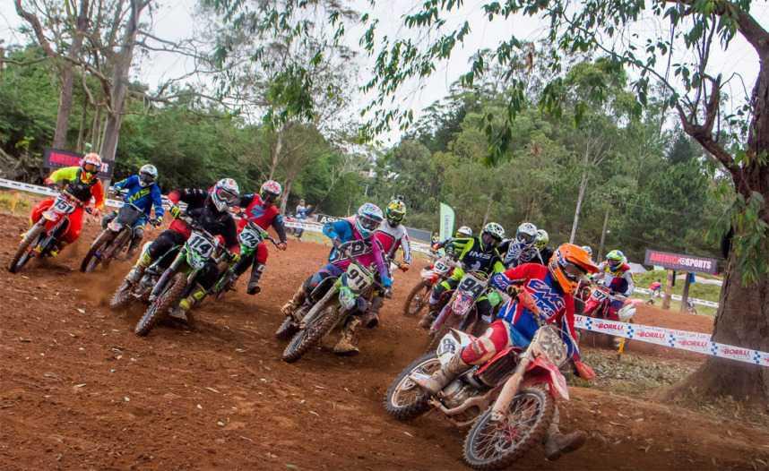 Copa Mogi de Motocross Amador segue para a quarta etapa neste fim de semana, dias 18 e 19 de agosto, na Fazenda ASW Off Road