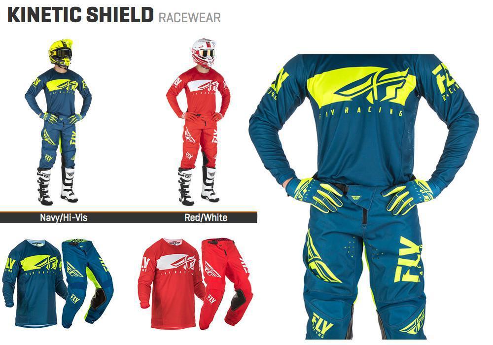 A Sportsco, distribuidora exclusiva das marcas FLY, lança a linha FLY Racing 2019 de equipamentos.