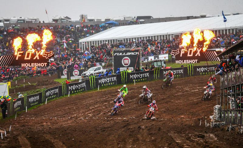 Última Opção VIP para Monster Energy FIM Motocross of Nations 2018!