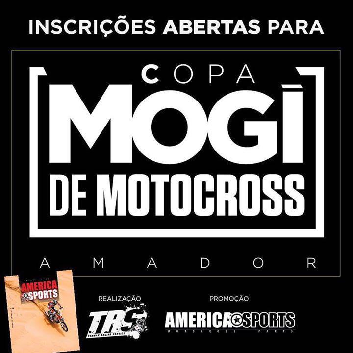 A 5ª Etapa da Copa Mogi de Motocross Amador já tem data ! Dias 29 e 30 de Setembro ! Faça a sua inscrição antecipada!!