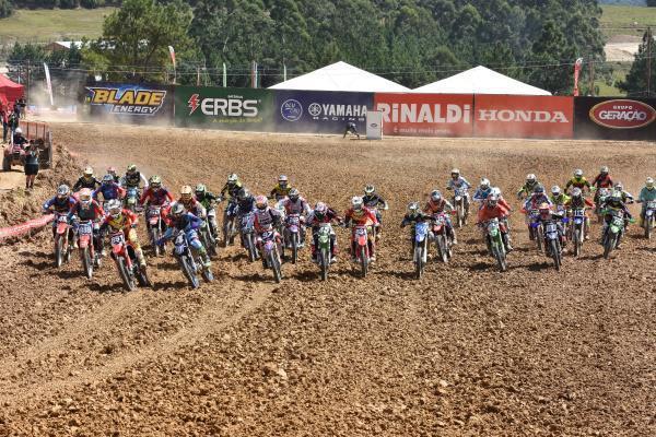 Resultado da quarta etapa do Catarinense de Motocross é divulgado