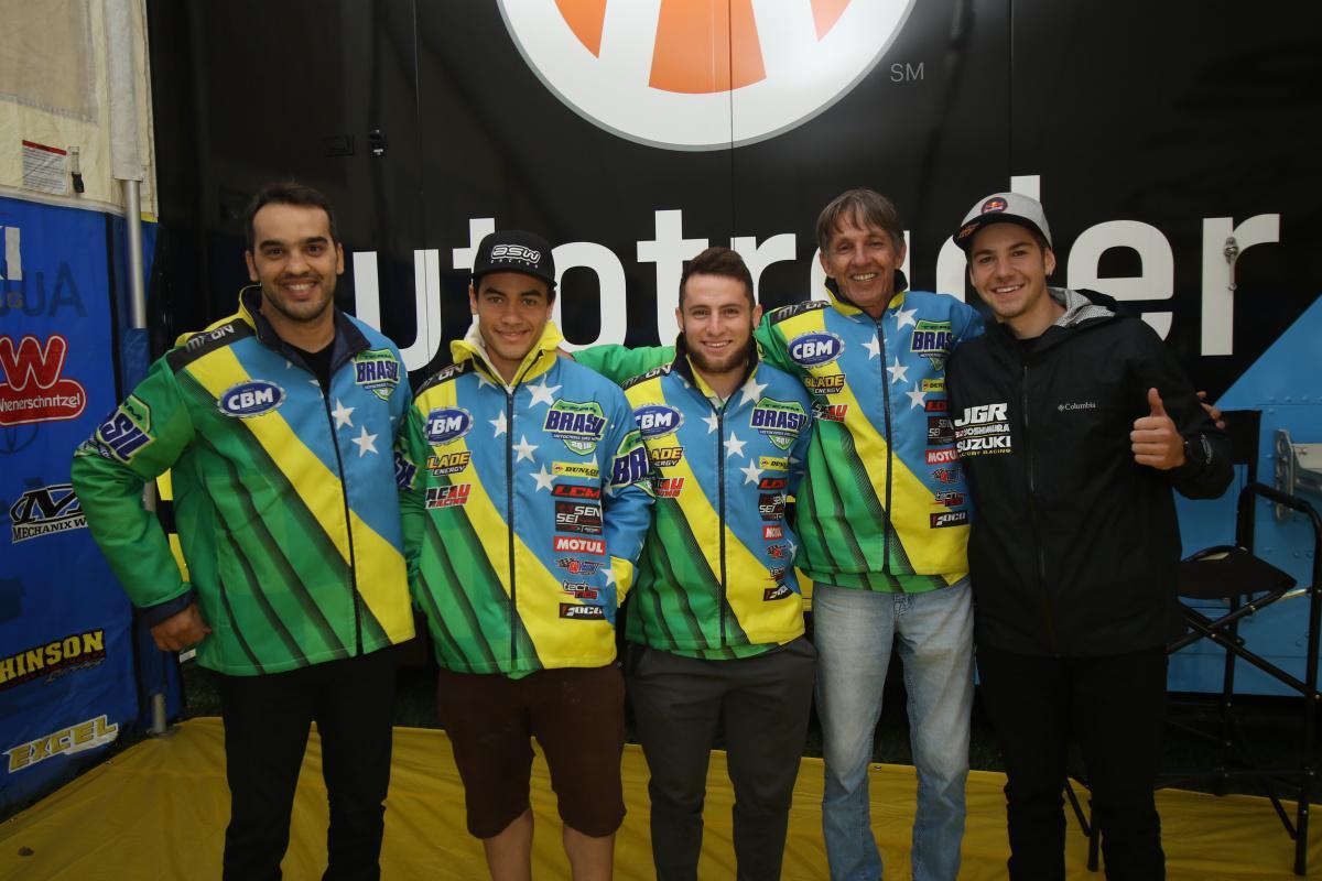 2018 Monster Energy FIM Motocross das Nações está pronto para RedBud