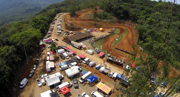 Conheça a programação da quinta etapa do Catarinense de Motocross