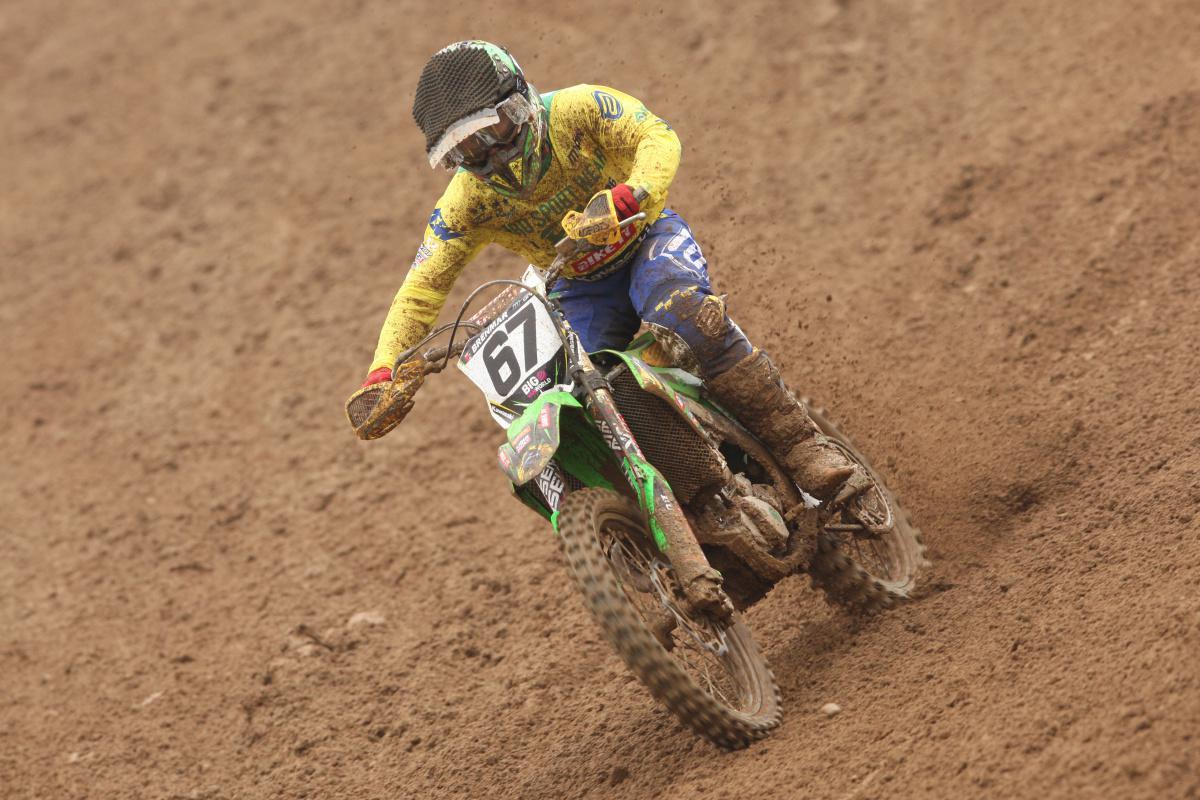 Brasil termina em 17º no Motocross das Nações realizado nos EUA