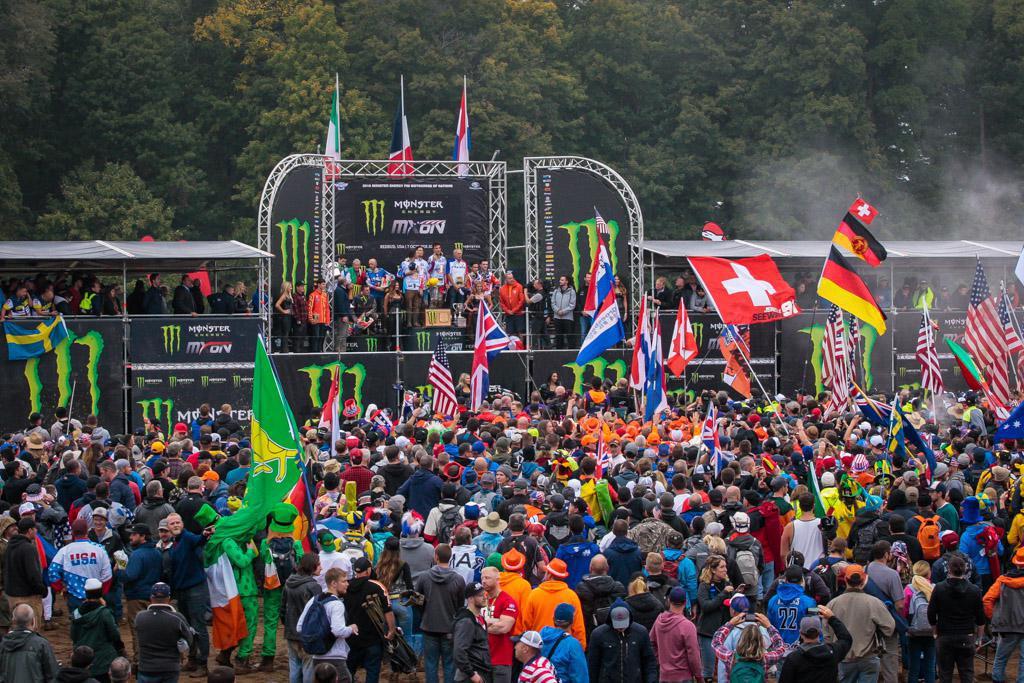 Team France conquista pela 5ª Monstro Consecutiva de Energia FIM MXoN