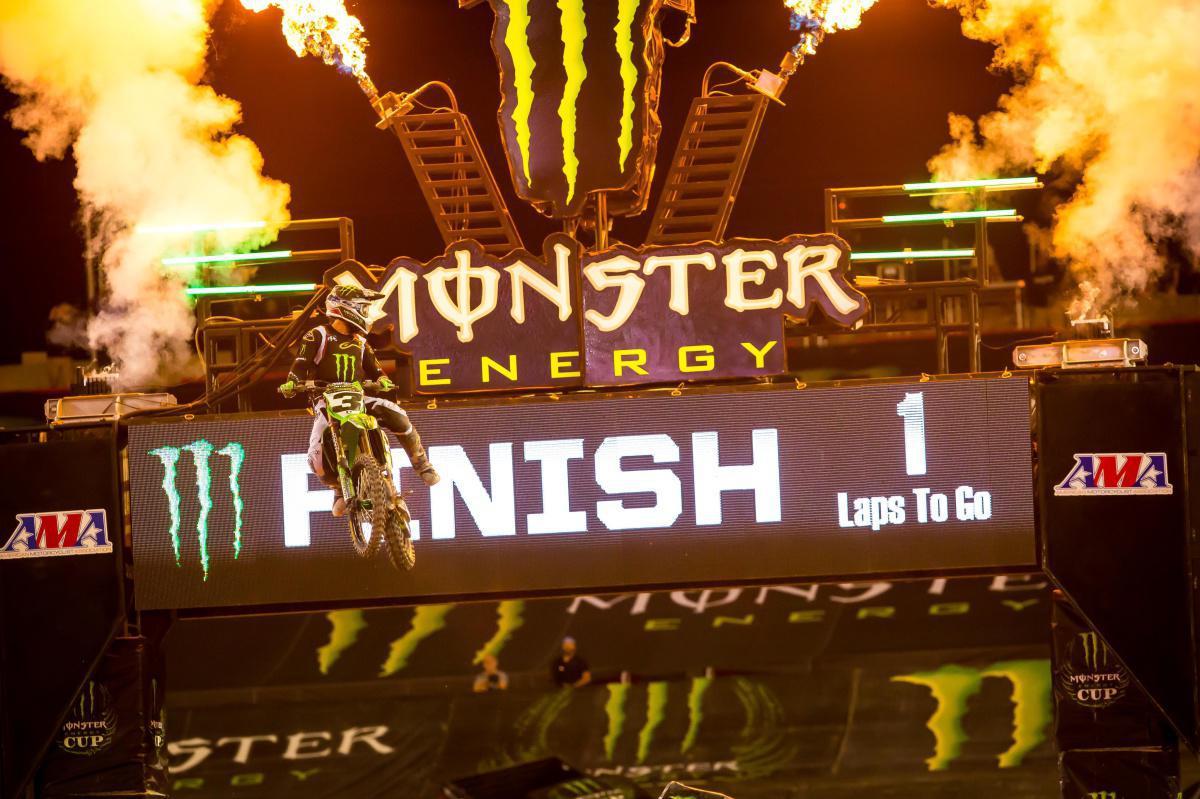 Eli Tomac levou US $ 1 milhão, maior premio em corridas de motos