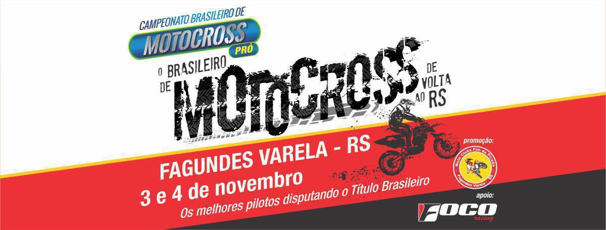 Foco Racing vai a Caldas Novas (GO) para a penúltima Etapa do Brasileiro de Motocross de 2018