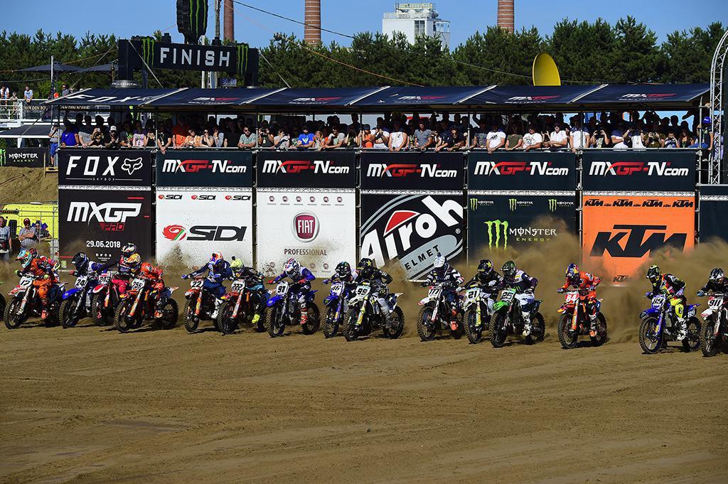 Calendário 2019 MXGP FIM Campeonato Mundial de Motocross