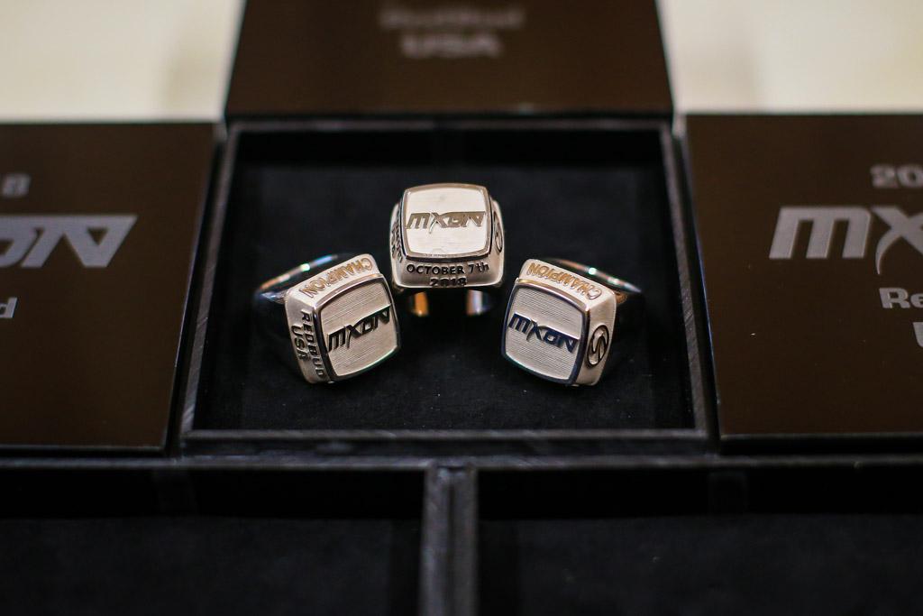 O selo dos campeões