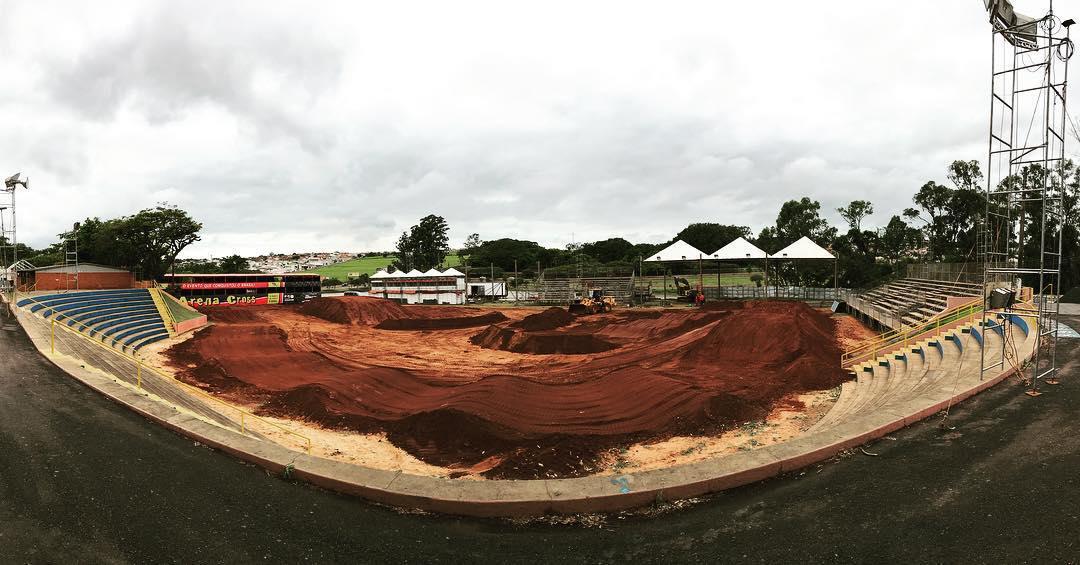 ArenaCross - Evento chega ao interior de São Paulo para sua quarta etapa neste sábado, 27.