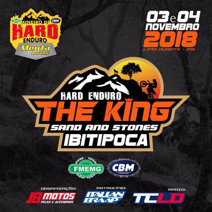 4ª Etapa do Mineiro de Hard Enduro 2018 – 03 a 04/11 – Lima Duarte/MG