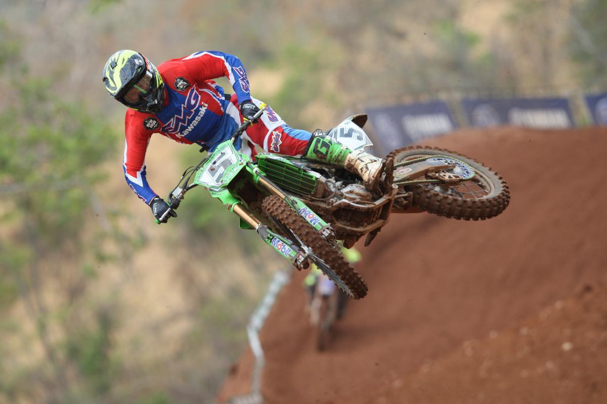 Foco Racing vai para a última Etapa do Brasileiro de Motocross de 2018 .