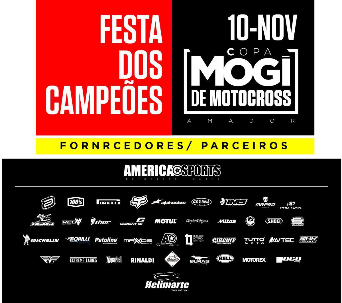 Festa dos Campeões - Copa Mogi 2018