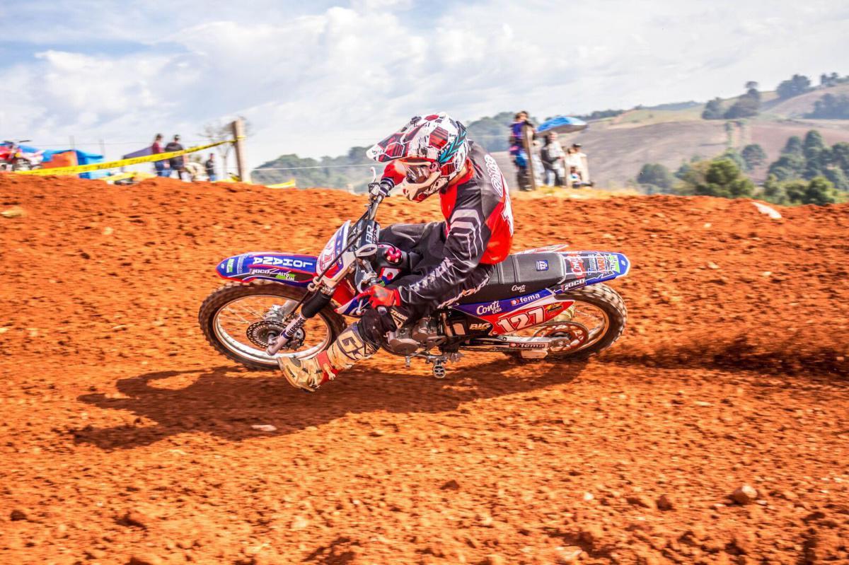 Inscrições abertas para a quinta e penúltima etapa do Paranaense de Motocross