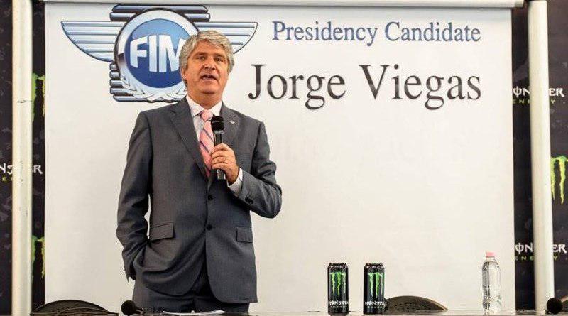 Jorge Viegas será o novo presidente da FIM