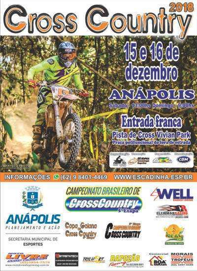 Vai até 12/12 inscrições com desconto para o Brasileiro de Cross Country