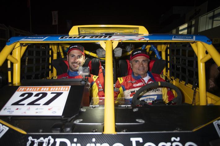 Onze brasileiros largam hoje na 41ª edição do Rally Dakar, no Peru