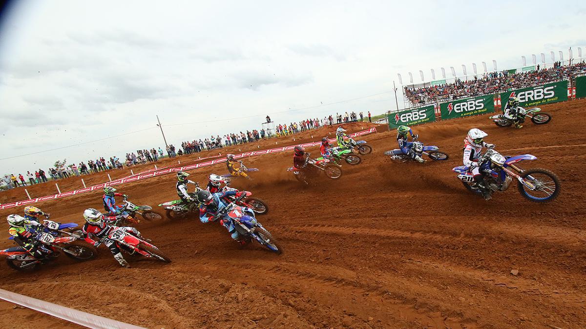 Temporada 2019 do Brasileiro de Motocross terá abertura em Santa Catarina