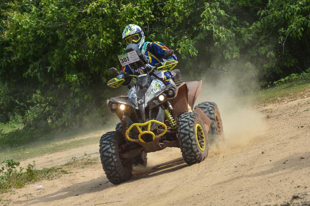 Balaios mexem com adrenalina e emoção dos pilotos nos Quadriciclos, UTVs Carros no Rally Piocerá 2019