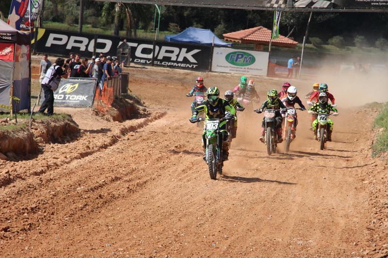 Campeonato Brasileiro de Velocross começa em março no Paraná