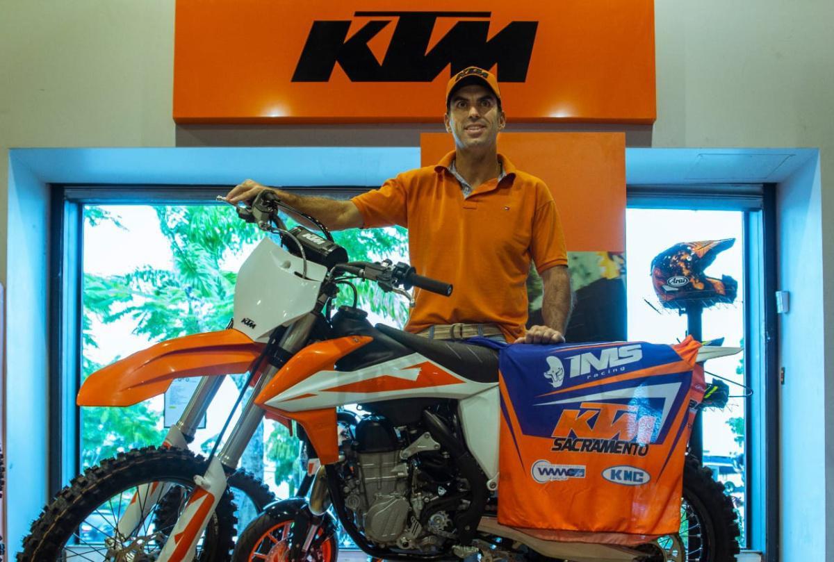 Lançamento equipe KTM Sacramento IMS Racing.
