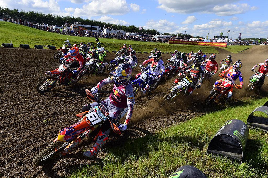 MXGP de volta na Grã-Bretanha e pronto para corridas
