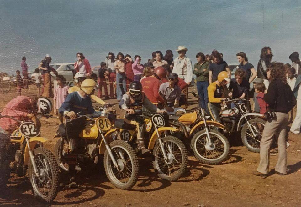Pioneiros do motocross no Brasil se reúnem para prova inédita em Rio Negro (PR)