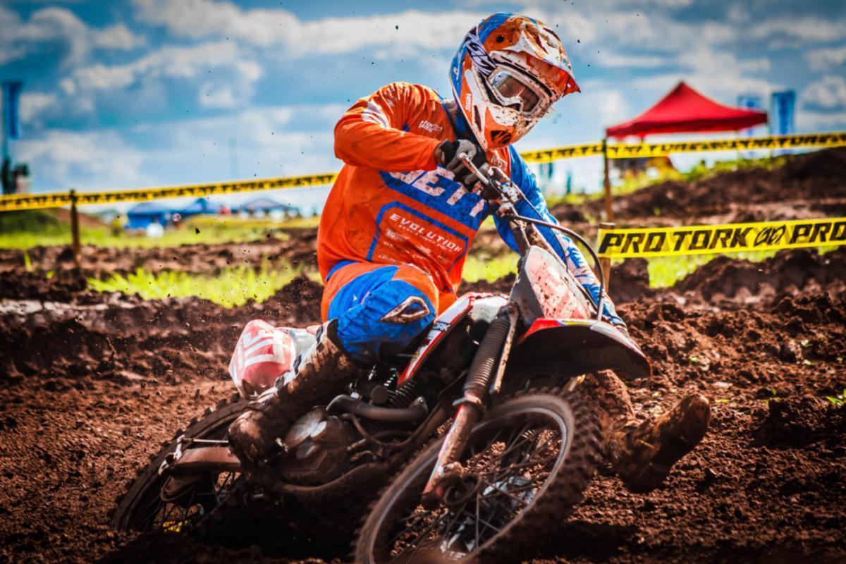 Abertura do Pro Tork Paranaense de Motocross 2019 é aguardada com expectativa
