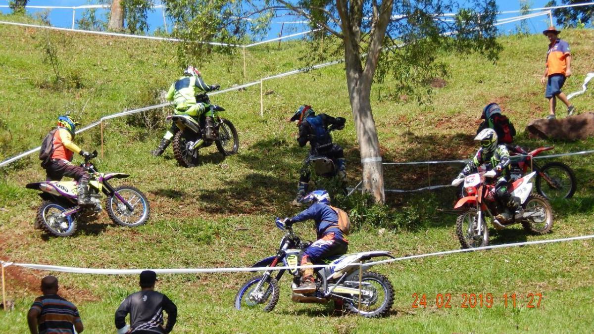 Paranaense de Enduro FIM realiza segunda etapa em Tamarana
