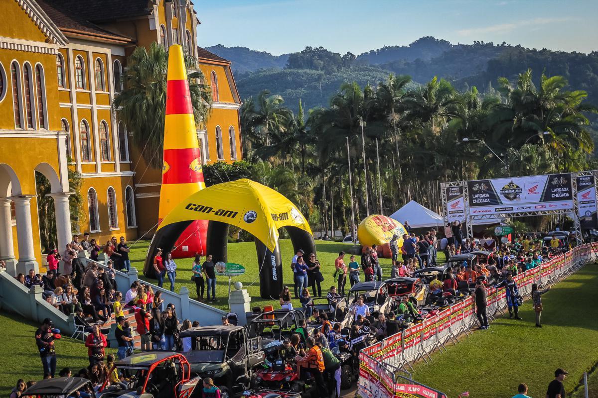 Super Bananalama rende prêmio mundial para a equipe BRP Brasil no Canadá