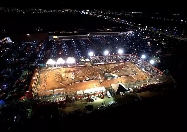 Caraguatatuba recebe em junho a segunda etapa do Arena Cross Brasil